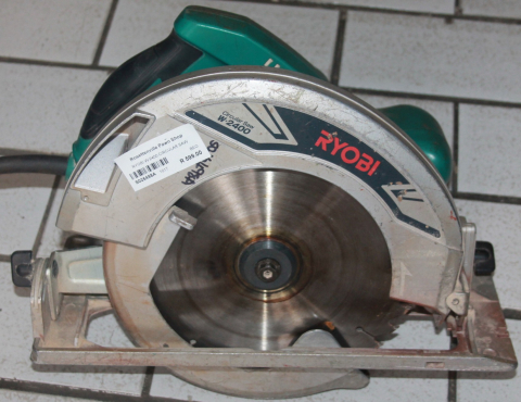 Ryobi circular saw S