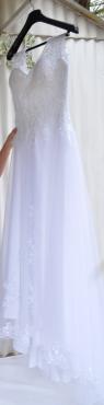 Wedding dress - Price reduced