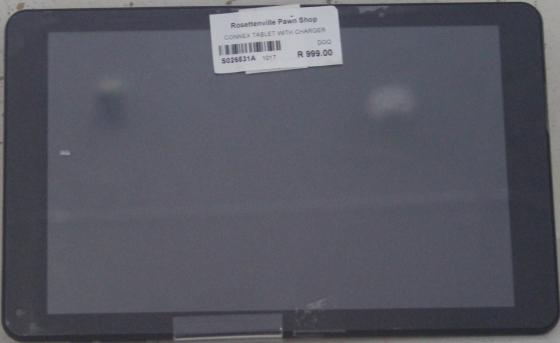 Connex tablet S02653