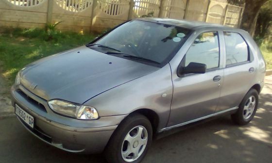 Fiat palio for salr