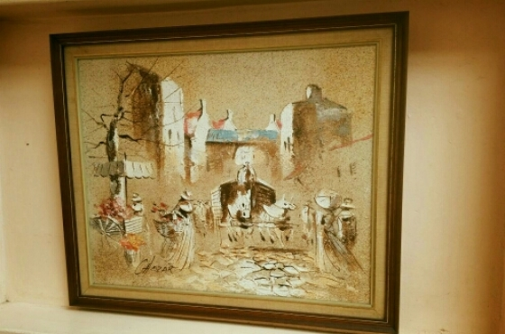 Paintings Boris Chezar