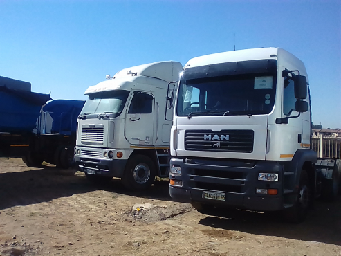 Are you interested in buying a truck?