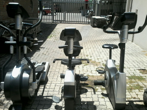 Treadmill,Fitness Flyer,Rower,Upright Bike