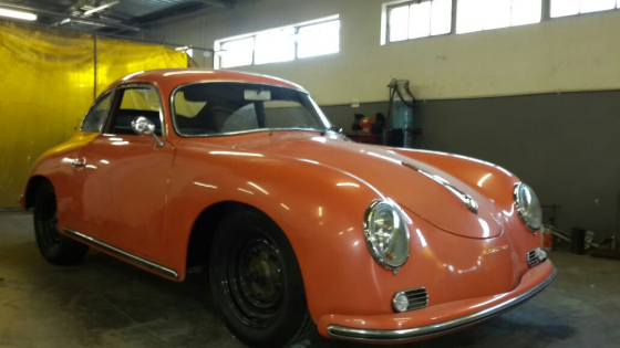 PORSCHE 356 A COUPE REPLICA | Junk Mail