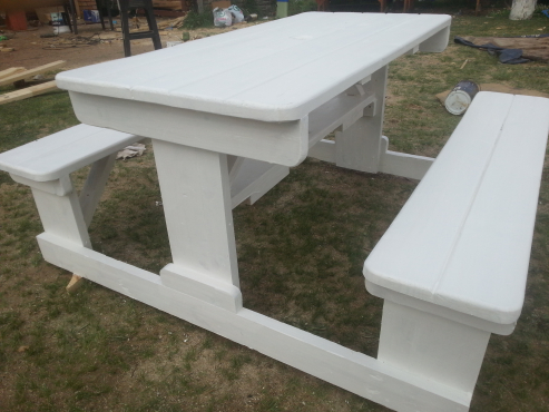 Wooden Benches In Garden And Patio Furniture In Gauteng
