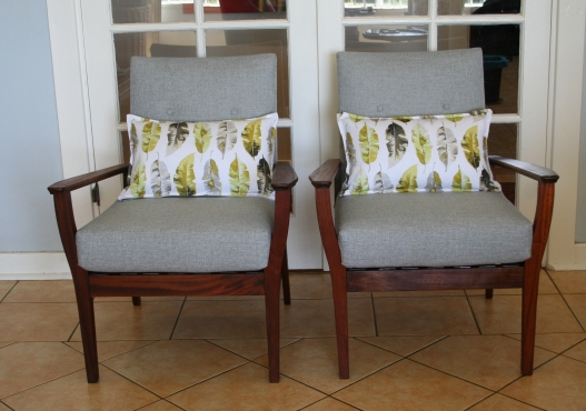Pair of Mid Century Retro Chairs