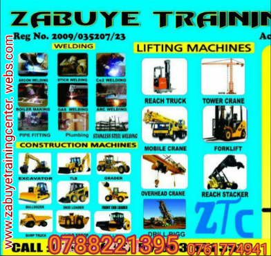 ZABUYE TRAINING CENTRE- Excellence is Our Treasure