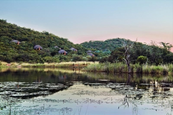 December 2017 Midweek Break Mabalingwe Game & Nature Reserve R5950.00 for entire stay
