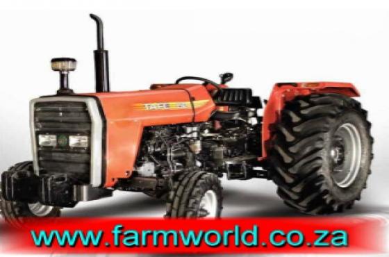 S339 Orange TAFE 8502 DI 61kW/81Hp 2x4 New Tractor