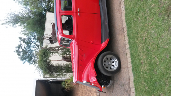Willys 77 For Hire