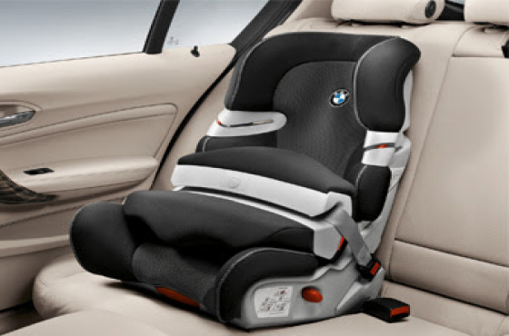 BMW JUNIOR SEAT I-II with ISOFIX for sale | Junk Mail