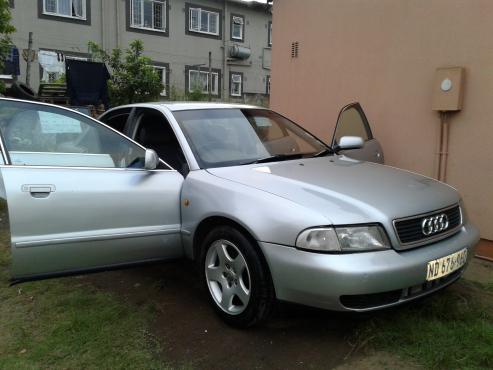Audi A4 24 V6 For Sale Junk Mail