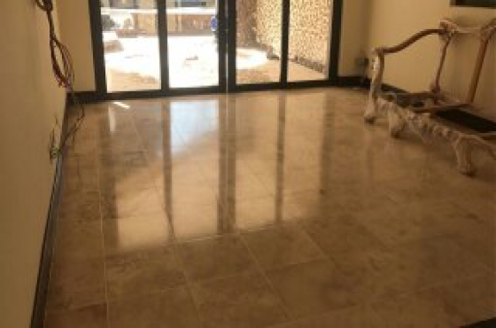 marble and travertine polishing,