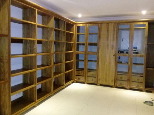 Kitchen units, Cupboards, Wine Racks, Built in Wardrobes and More...