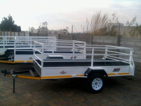 NEW 3M TRAILERS.HOOK&GO