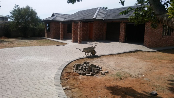 Newly Built 3 Bedroom house