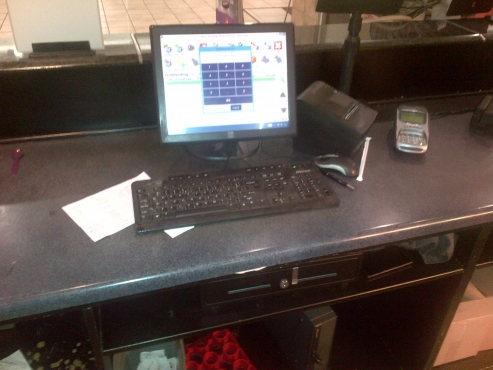 AURA Business system & POS for sale due to restaurant Closure