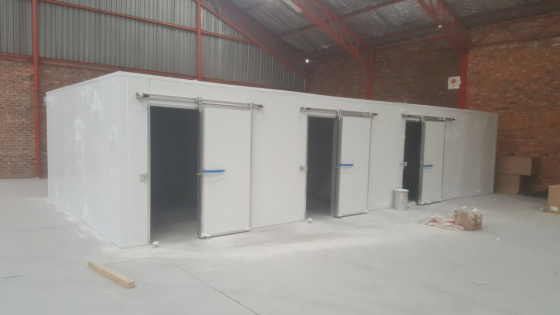 Industrial & commercial refrigeration
