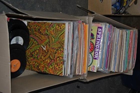Various LP's