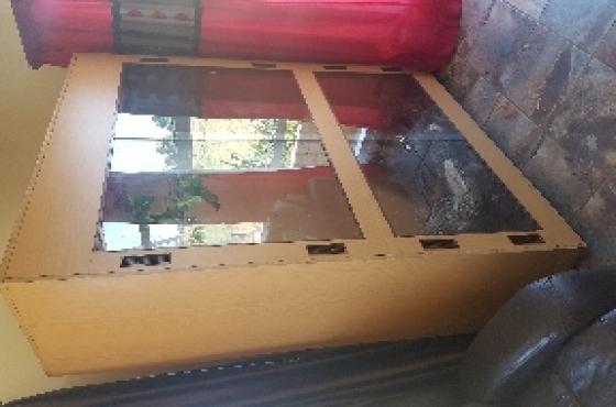 Reptile cabinet large