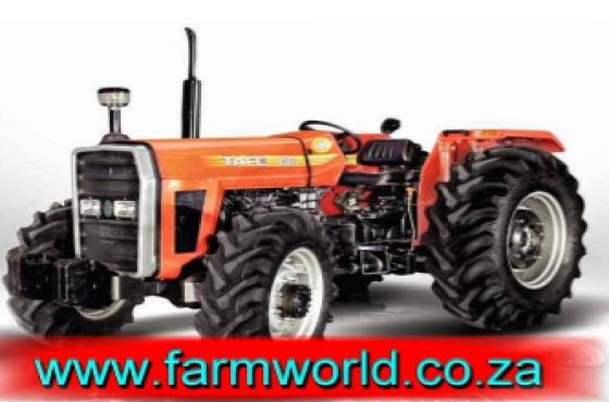 S974 Orange TAFE 9502 DI 12 Speed 68kW/81Hp 4x4 New Tractor