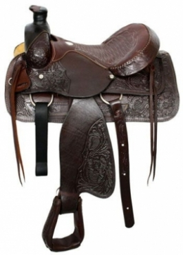 Western saddles for sale.