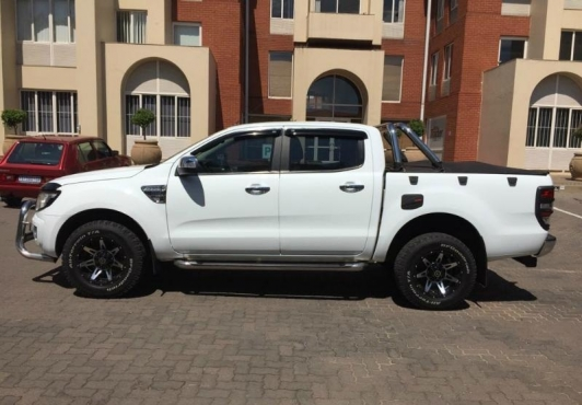 2014 Ford Ranger 3.2 TDCI 6 SPEED for sale
