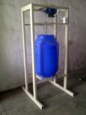 liquid mixing machines