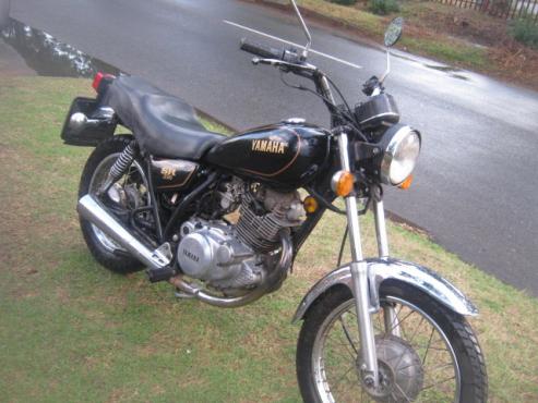 Yamaha SR250cc Road Bike - R10,500