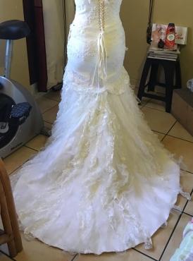 Demetrios Designer Wedding Gown