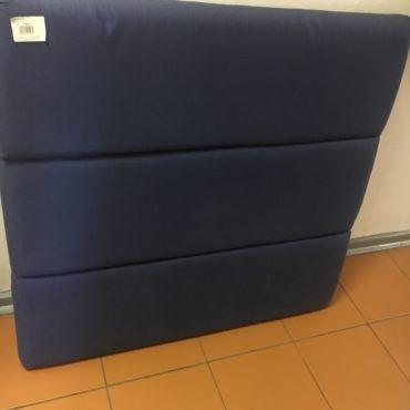 blue head board