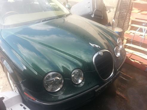 Jaguar S-Type Stripp
