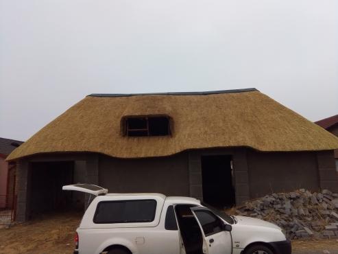 Thatching, Lapa, thatch Lapas,  Grasdakke, grass roofs