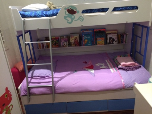 Mokki Children Bunk Bed Junk Mail