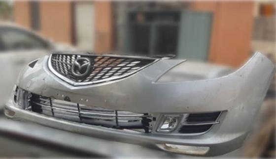 Mazda 6 bumber