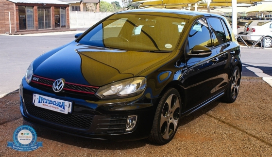 Volk Wagon Volkswagen Golf 6 Gti