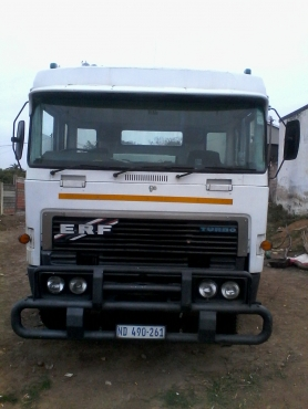 1980 ERF Truck and Trailer | Junk Mail