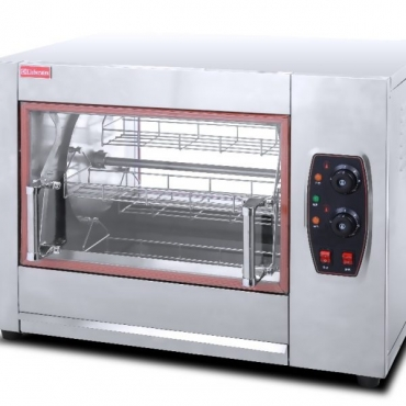 HGJ-366 Gas Chicken Rotisserie 8 Bird For Sale