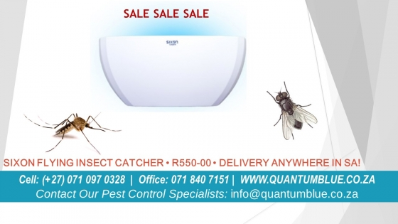 SIXON DECORATIVE Flying Insect Catcher