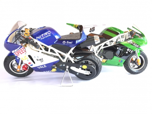 Best limited edition 49cc petrol pocket bikes in SA - NEW
