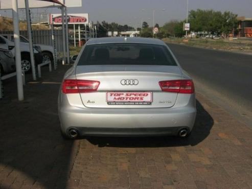 2012 Audi A6 3.0TDI