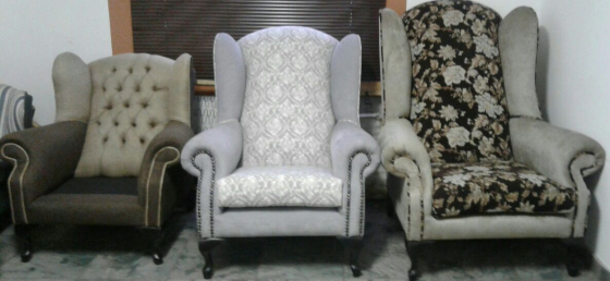 Superior Quality Wingback Chairs