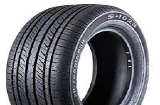 Tyres. 235.60.16 NEW