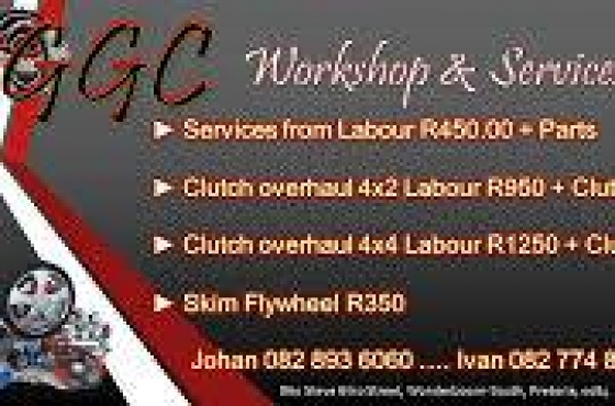 Heavy & Light Duty Gearbox & Diff repairs