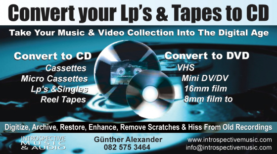 Convert Your VHS & Reel Films To DVD