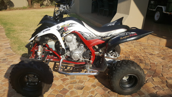 2014 Yamaha Raptor 700 Special Edition | Junk Mail