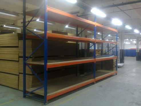 shelving and industrail racking