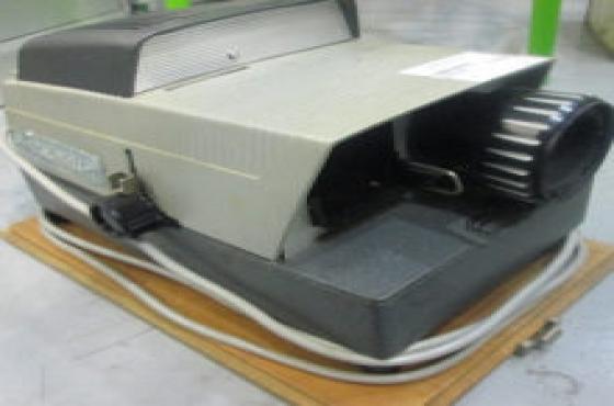 slider projector