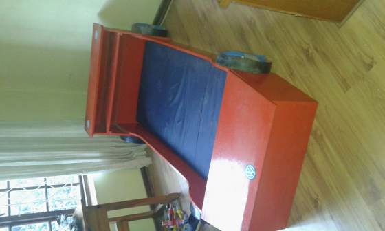 Customised Solid Wooden Childrens Bed