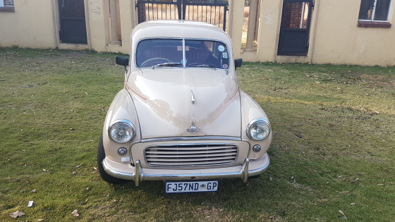 Morris Minor In Cars In South Africa Junk Mail